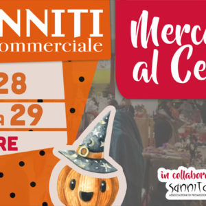 I MERCATINI, Halloween edition!