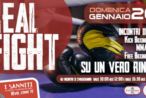 FIGHT YOUR WEEKEND! Le arti marziali arrivano al centro.